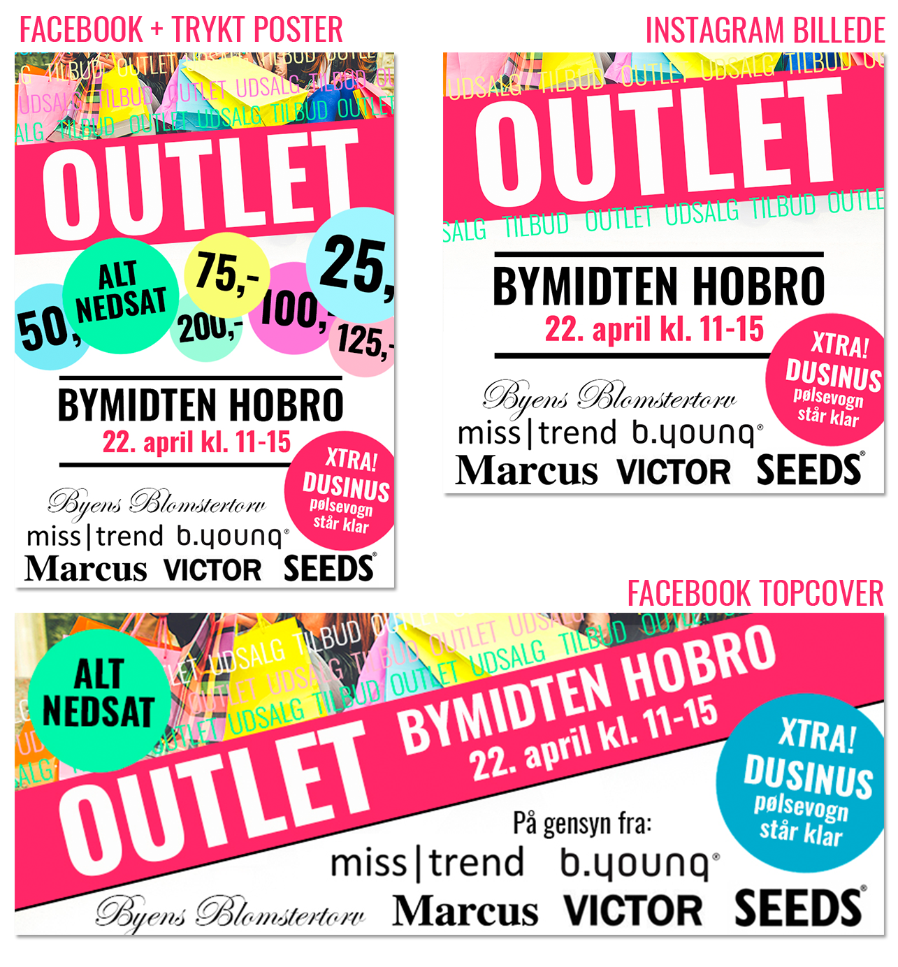 Outlet Miss trend